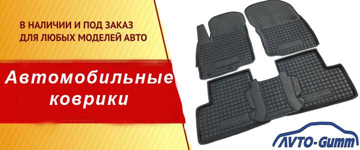 Автомобильные коврики Avto-gumm