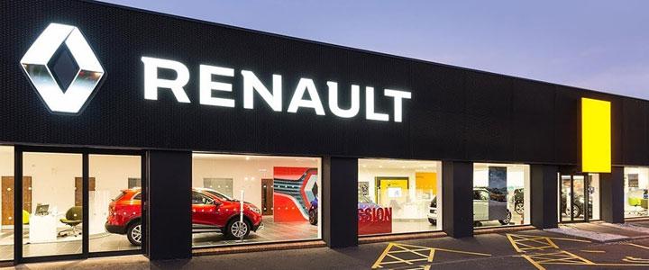 Renault из Запорожья