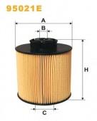 WIX 95021E фильтр топливный
