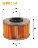 WIX WF8014 фильтр топливный
