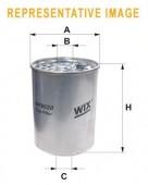 Wix WF8020 фильтр топливный