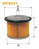 Wix WF8021 фильтр топливный