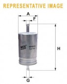 WIX WF8041 фильтр топливный
