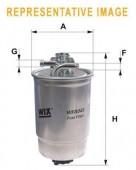 WIX WF8046 фильтр топливный