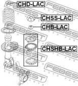 Febest CHSHB-LAC Пыльник переднего амортизатора