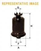 WIX WF8067 фильтр топливный