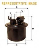 WIX WF8072 фильтр топливный