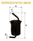 WIX WF8080 фильтр топливный