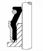 Corteco 12051827 Уплотнительное кольцо, стержень клапана