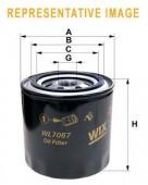 WIX WF8172 фильтр топливный