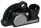 Jp Group 1215400100 Датчик, положение дроссельной заслонки
