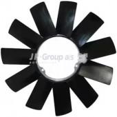 JP GROUP 1414900800 Крыльчатка вентилятора, охлаждение двигателя