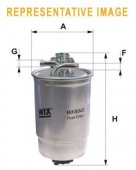 WIX WF8217 фильтр топливный