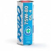 XADO Atomic OIL 75W-80 GL 4 Трансмиссионное масло