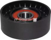 JP GROUP 1118301400 Натяжной ролик, поликлиновой ремень