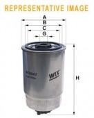 WIX WF8318 фильтр топливный