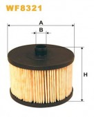 WIX WF8321 фильтр топливный