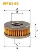 WIX WF8345 фильтр топливный