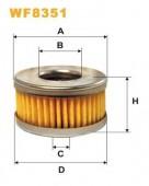 WIX WF8351 фильтр топливный