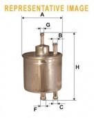 WIX WF8358 фильтр топливный