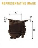 WIX WF8362 фильтр топливный