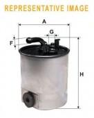 WIX WF8391 фильтр топливный