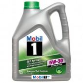 Mobil 1 ESP Formula 5W-30 Синтетическое моторное масло (европа)