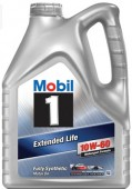 Mobil Моторное масло Mobil 1 Extended Life 10W-60 (европа)