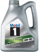 Mobil 1 Fuel Economy 0W-30 Синтетическое моторное масло