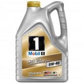 Mobil 1 New Life 0W-40 Синтетическое моторное масло