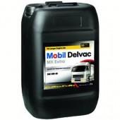 Mobil Delvac MX Extra 10W-40 Синтетическое моторное масло
