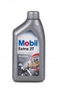 Mobil Extra 2T Полусинтетическое масло для 2Т двигателей