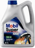 Mobil Super 1000 X1 15W-40 Моторное масло