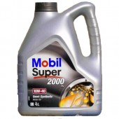 Mobil Super 2000 10W-40 Полусинтетическое моторное масло