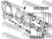 Febest 0176-CXR20F Поршень гальмівного суппорта