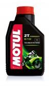 Motul 510 2T Полусинтетическое масло для 2Т двигателей