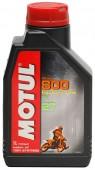 Motul 800 2T FL Off Road масло для 2-х тактных двигателей синтетическое