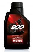 Motul FL Off Road 800 2T Синтетическое масло для 2Т двигателей