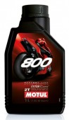 Motul Road Racing 800 2T FL Синтетическое масло для 2Т двигателей