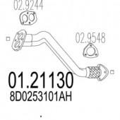 Mts 01.21130 Передня труба вихл. системи