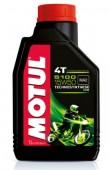 Motul 5100 4T 15W-50 Полусинтетическое масло для 4Т двигателей