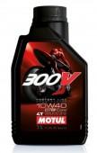 Motul Factory Line 300V 4T 10W-40 Синтетическое масло для 4Т двигателей