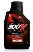 Motul Factory Line 300V 4T 5W-30 Синтетическое масло для 4Т двигателей