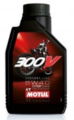Motul Factory Line Off Road 4T 300V 5W-40 Синтетическое масло для 4Т двигателей