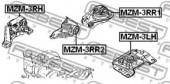 Febest MZM-3RR1 Опора двигуна