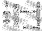 Febest HSHB-CL7F Пильовик амортизатора
