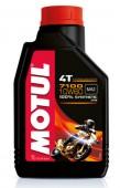 Motul 4T 7100 10W-60 Синтетическое масло для 4Т двигателей
