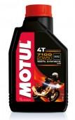 Motul 7100 4T 20W-50 Синтетическое масло для 4Т двигателей