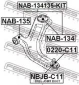 Febest NAB-134135-KIT Сайлентблок