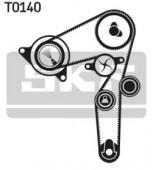 SKF VKMA 02174 Комплект (ремінь+ролики)